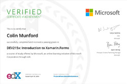 Introduction to Xamarin Forms